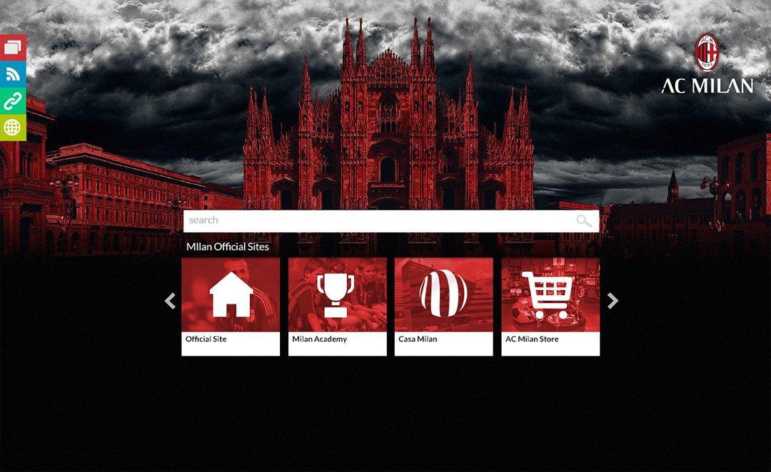 עיצוב אתרים למוצר עבור מילאן