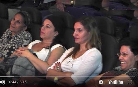 שימוש בסרטוני וידאו באתר