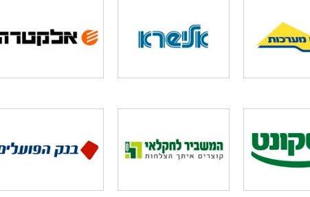 עיצוב קטגורית לקוחות באתר